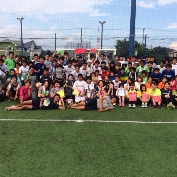 9月10日(日)第4回サルサガCUP開催!!