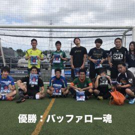 【大会結果】8月13日(日)マリノスふれあいソサイチ ~F2-F3〜