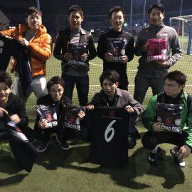 【大会結果】2月11日(日)マリノスふれあいソサイチ F2-F3クラス