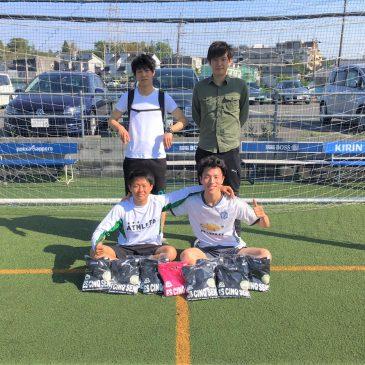【大会結果】5月2日(木)マリノス東山田ソサイチ大会 F3クラス