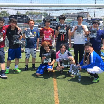 【大会結果】5月26日(日)マリノス東山田ソサイチ大会 F3クラス