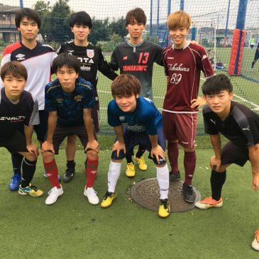 【大会結果】9月22日(日)マリノス東山田ソサイチ大会 F2クラス