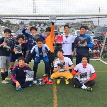 【大会結果】11月3日(日)マリノス東山田ソサイチ大会 F3クラス