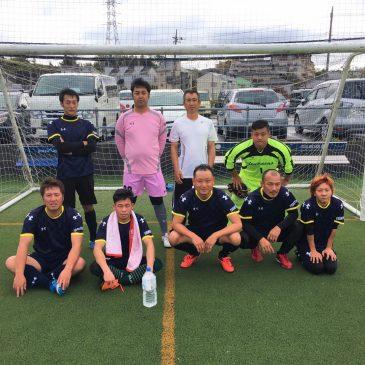 【大会結果】11月24日(日)マリノス東山田ソサイチ大会 F3クラス