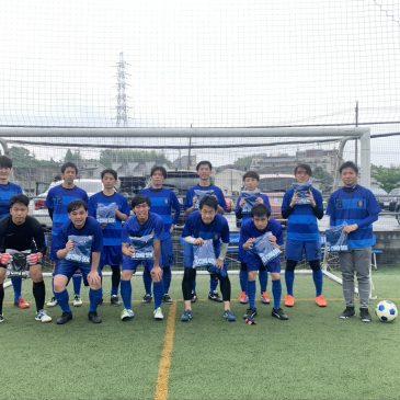 【大会結果】6月14日(日)マリノス東山田ソサイチ大会 F2クラス