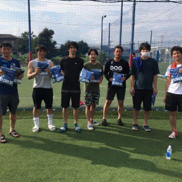 【大会結果】8月23日(日)マリノス東山田ソサイチ大会 F2クラス