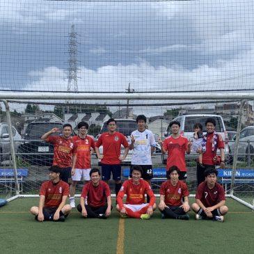 【大会結果】7月26日(日)マリノス東山田ソサイチ大会 F2クラス