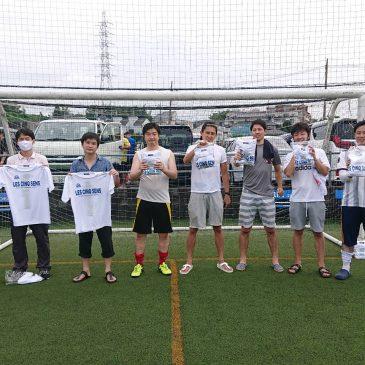 【大会結果】8月23日(日)マリノス東山田ソサイチ大会 F3クラス