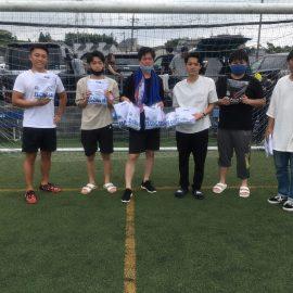【大会結果】9月13日(日)マリノス東山田ソサイチ大会 F3クラス