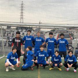 【大会結果】11月29日(日)マリノス東山田ソサイチ大会 F2クラス