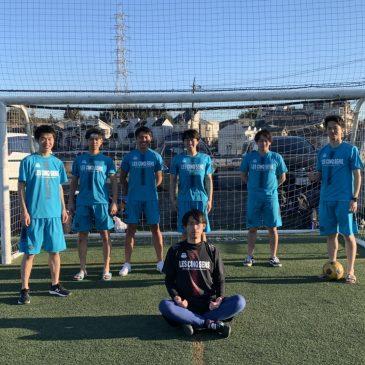 【大会結果】1月10日(日)マリノス東山田ソサイチ大会 F2クラス