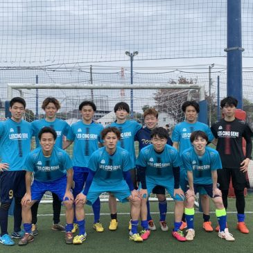 【大会結果】3月28日(日)マリノス東山田ソサイチ大会 F2クラス