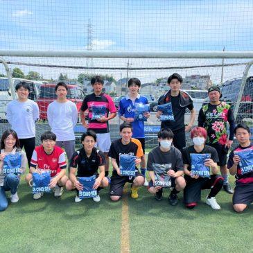 【大会結果】4月25日(日)マリノス東山田ソサイチ大会 F3クラス